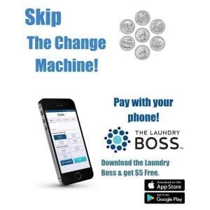 The Laundry Boss Mobile App